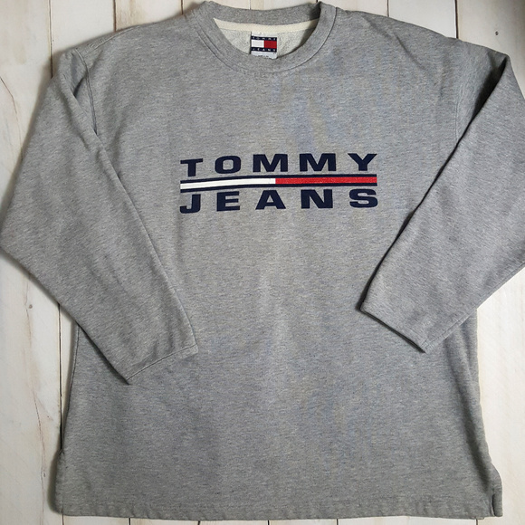 4d8e1aa6a Tommy Hilfiger Sweaters | Vintage Sweater Xl Made In Usa Mens | Poshmark